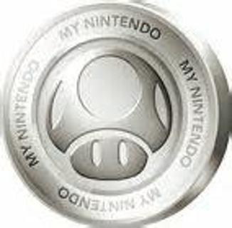 Nintendo Platinum Points (10)