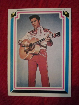 Free Old Elvis Baseball Card 29 Other Trading Cards Listia
