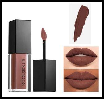 SMASHBOX Always On Liquid Lipstick!