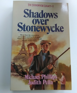 Shadows over Stonewyke by Michael Phillips 1988