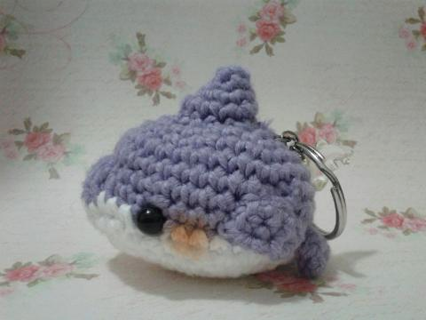 Free Cute Dolphin Keychain Amigurumi Pattern Pdf Crochet