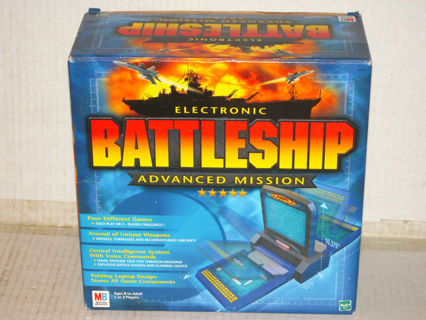 Free: ELECTRONIC BATTLESHIP ADVANCED MISSION - Other Video Games - Listia.com Auctions for Free