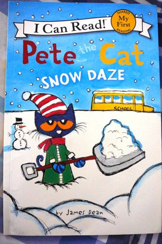 """""""Pete the Cat"""" I can Read Book (My First Reading)"""