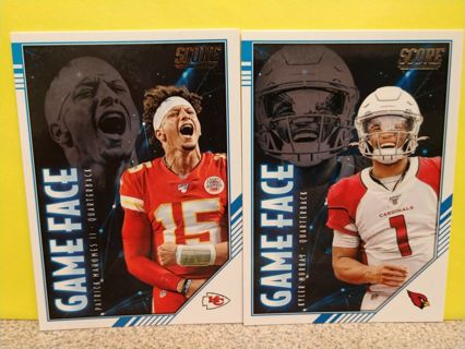 NFL FOOTBALL PROGRESSIVE AUCTION ROOKIES,INSERTS,BASE ADDING 10 CARDS FOR EVERY WATCHER