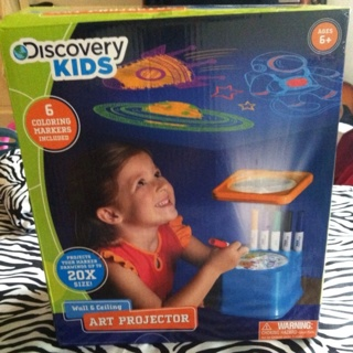 free discovery kids art projector other toys hobbies listia