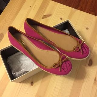 Coach Womens Flats - Size 7 - Brand New!!!