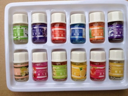 Essential Oils Pack for Aromatherapy Spa Bath Massage Skin Care Lavender Oil