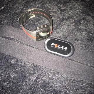 Polar FT 7 Heart Rate Monitor Watch