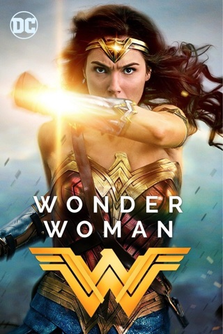 Wonder Woman digital copy