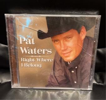 Pat Waters CD