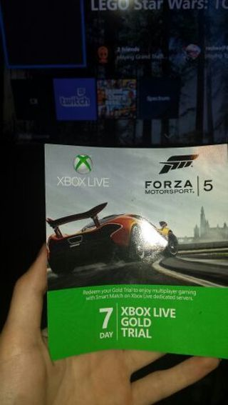 7 day xbox live trial