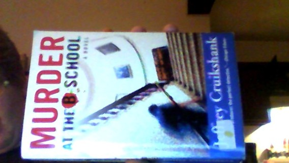 Murder at the B-School Used paperback book