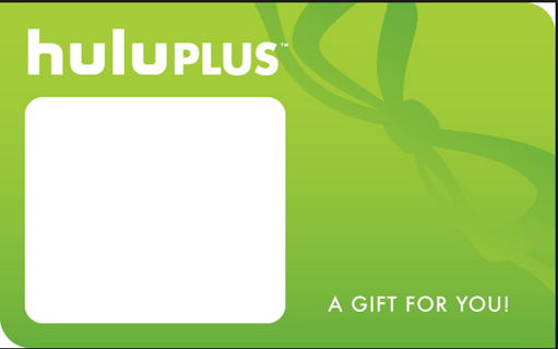 **12 MONTH Hulu Gift Code ($100 Value)**