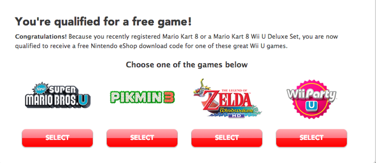 super mario wii u download code