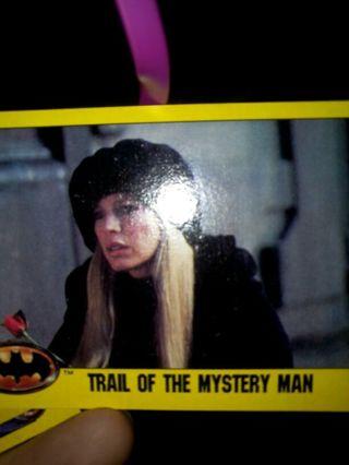 Batman series two card #257