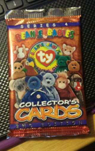 Beanie Babies Collector's Cards