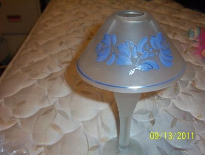 """Pfaltzgraff """"Yorktowne"""" Glass Buffet Light"""