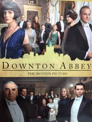 DOWNTOWN ABBEY  (( GREAT MOVIE ))