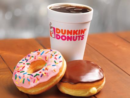 $5 Dunkin' Donuts Gift Card