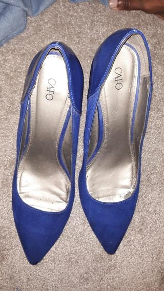 High Heel shoes Womens Ladies 2/pair