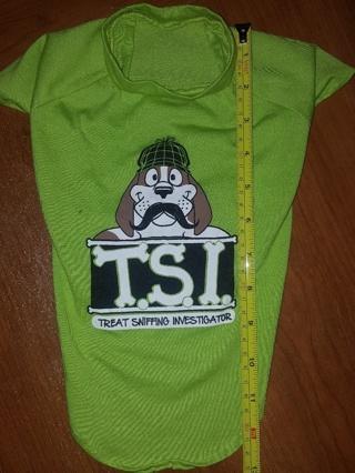 Doggie T - Shirt - Size : XS
