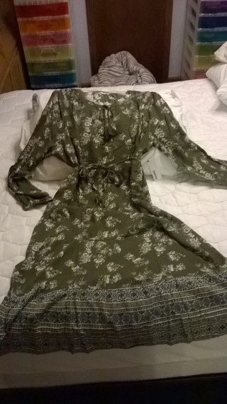 Adorable Prairie Dress Super Comfy Wear all year