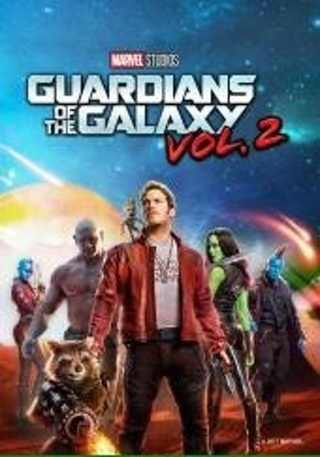 Guardians of the Galaxy 2 - - DMR POINTS ONLY *