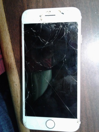 Iphone broken