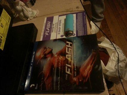 The flash digital hd copy complete first season.