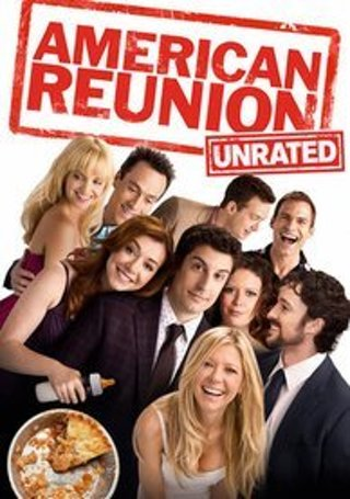 American Reunion Unrated HD Ultraviolet UV Digital Code/Copy From Blu Ray