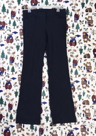 WOMEN'S PINSTRIPE PANTS