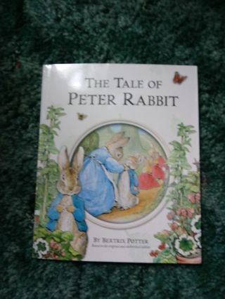 New Book The Tale Of Peter Rabbit