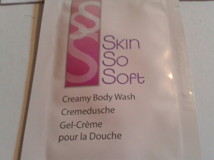 Avon Body wash Skin So Soft 'Sample Size'