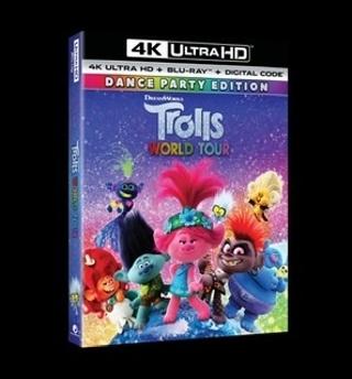 Trolls World Tour 4K Digital Code Only
