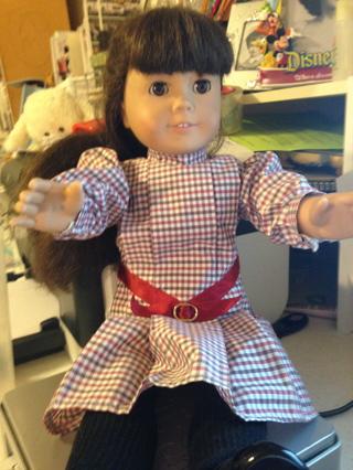 American Girl (Pleasant Company) Samantha Doll pre-Mattel