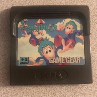 Game Gear Lemmings!