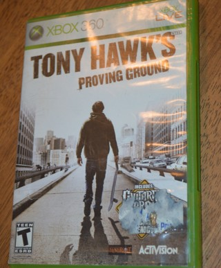 Tony Hawk Proving Ground-Xbox 360