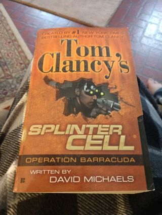 Operation Barracuda by David Michaels (paperback)