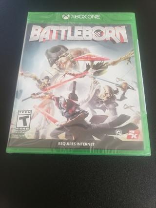 Battle born xbox one game