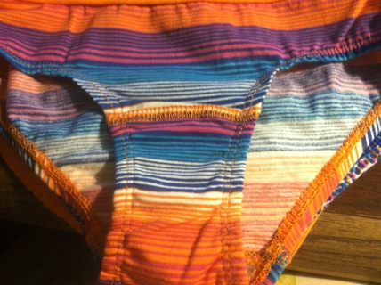 """Young Girls BN*Never Worn* size 6 """"Fruit of the Loom"""" Underpants"""