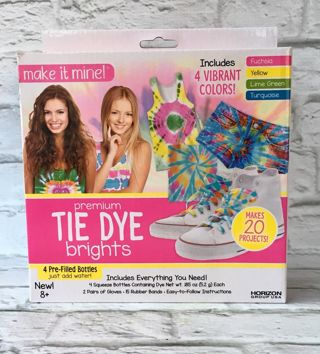 Tie Dye Kit Brights