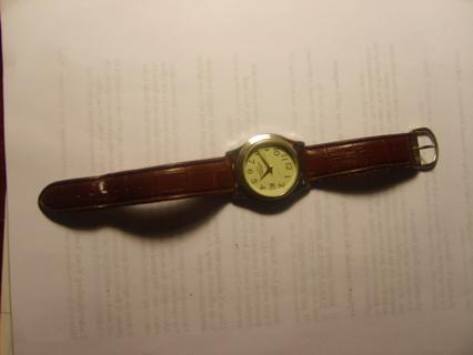 Man's work watch