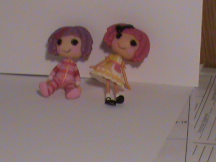 Mini Lalaloopsy Moments in Time Doll & Crumbs Tea Party