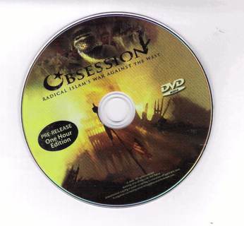 DVD Movie - Obsession: Radical Islam's War Against the West