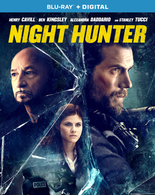 Night Hunter (Digital HD Download Code Only) **Henry Cavill** **Alexandra Daddario**