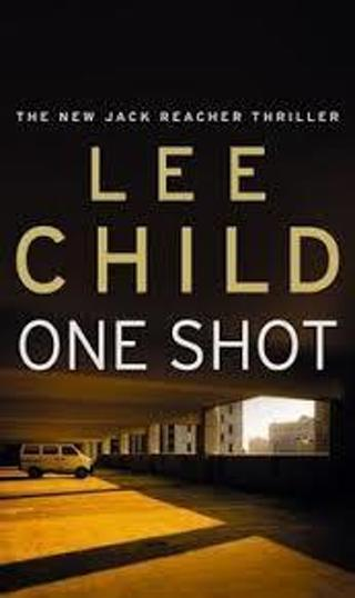 One Shot (Jack Reacher #9) by Lee Child (PB/GFC) #LMB20-75ml