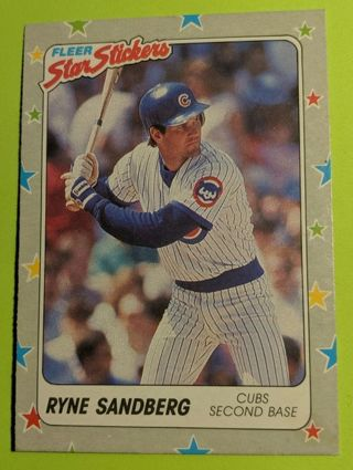 1988 RYNE SANDBERG