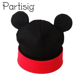 Partisig Brand Baby Hat Cotton Ear Hat For Girls Fashion Cartoon Boys Caps Spring Children's Hats