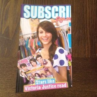Victoria Justice (Victorious)