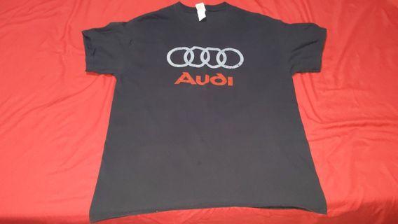 AUDI size Large Tshirt